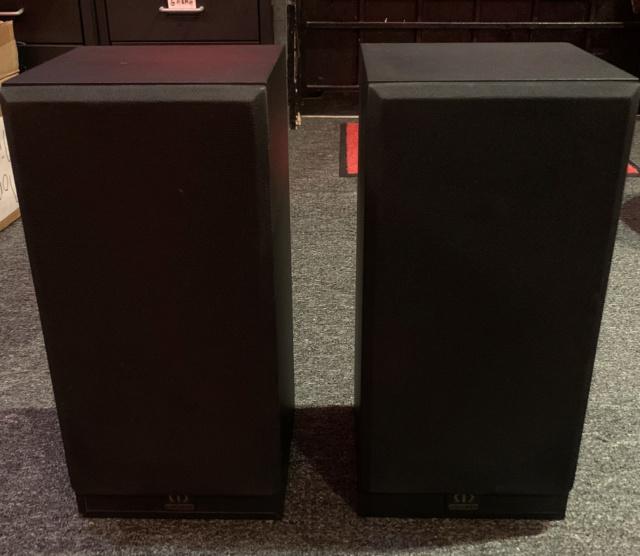 Monitor Audio Monitor Gold 7 Bookshelf Speaker (Sold) Img_2910