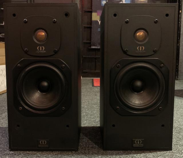 Monitor Audio Monitor Gold 7 Bookshelf Speaker (Sold) Img_2911