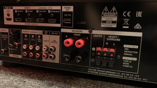 Pioneer VSX-534 5.2-Channel AV Receiver (Used) SOLD Img_2919