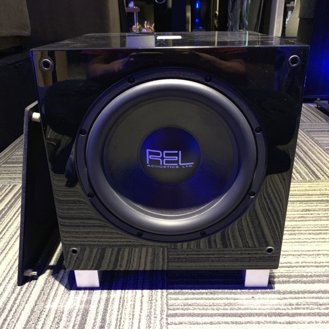 REL T9 Subwoofer (used) Img_3017