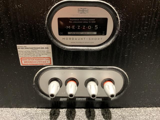 Mordaunt-Short Mezzo 5 Center Speaker (used) Img_3021