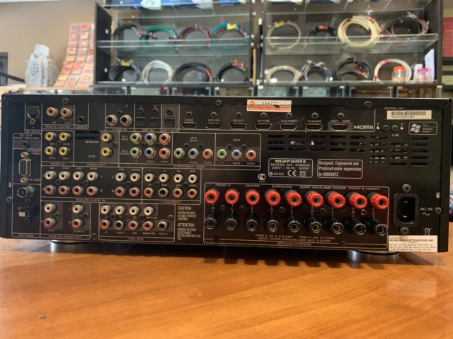 Marantz SR6005 AV Receiver (USED) SOLD Img_3025