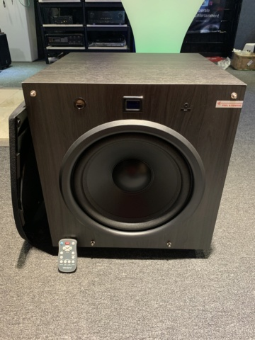 Velodyne EQ-Max 12 Subwoofer with remote control (used) SOLD Img_3112