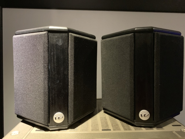 Wharfedale WH-2 Bipole Surround Speakers (Used) Img_3221