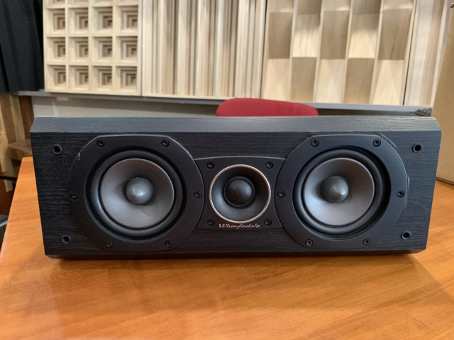 Wharfedale Vardus VR-Center Center Speaker (Used)  Img_3222