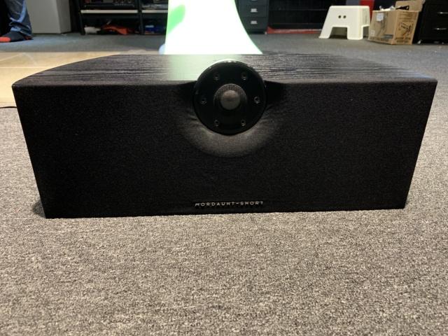Mordaunt-Short Mezzo 5 Center Speaker (used) Img_3331