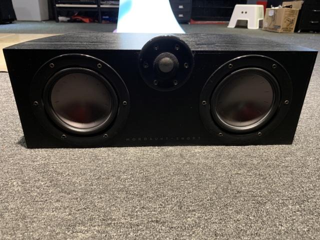 Mordaunt-Short Mezzo 5 Center Speaker (used) Img_3410