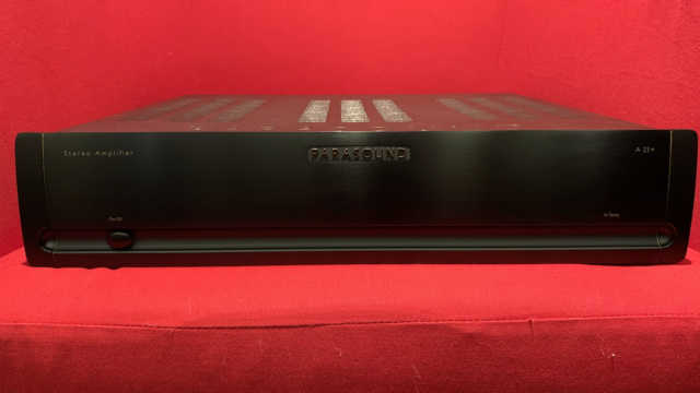 Parasound Halo A23+ Stereo Power Amplifier (6 month Warranty) (Used) Img_3533