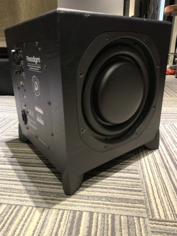 Paradigm UltraCube 10 Subwoofer (Used)  Img_3614