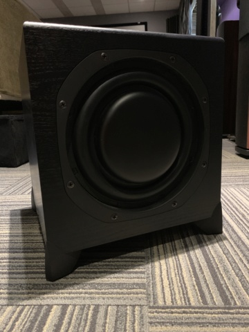 Paradigm UltraCube 10 Subwoofer (Used)  Img_3615