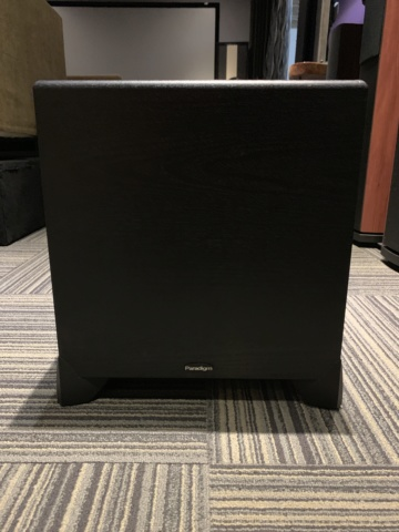 Paradigm UltraCube 10 Subwoofer (Used)  Img_3616