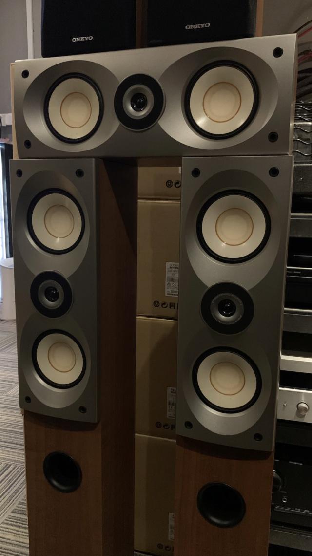 Onkyo SKF-4700 5.0 Speaker Package (Used) Img_3926