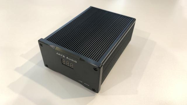 Jays Audio LPS-25VA Linear Power Supply (Used) Img_4021