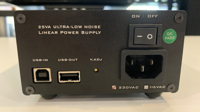 Jays Audio LPS-25VA Linear Power Supply (Used) Img_4022