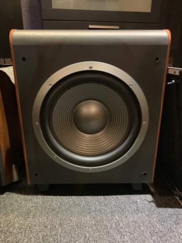 JBL ES250P 12-inch powered subwoofer (Used) SOLD Img_4410