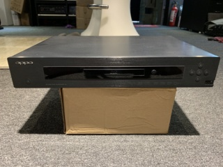 OPPO BDP-93 Blu-Ray Player (Used) Img_4511