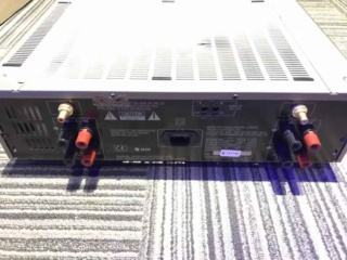 Denon POA-T10 2 ch Power Amplifier (Sold) Img_4527