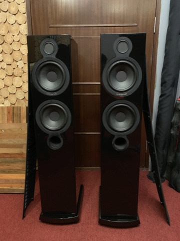 Cambridge Audio AEROMAX 6 Flagship Floorstanding Speaker (Used) SOLD Img_4612