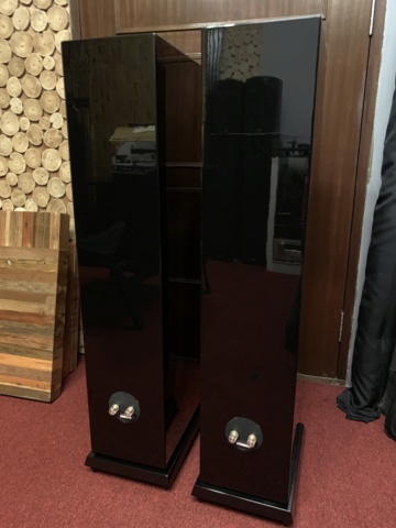Cambridge Audio AEROMAX 6 Flagship Floorstanding Speaker (Used) SOLD Img_4613