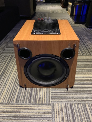 Wharfedale Vardus VR-Sub 10 Subwoofer (Used) SOLD Img_4719