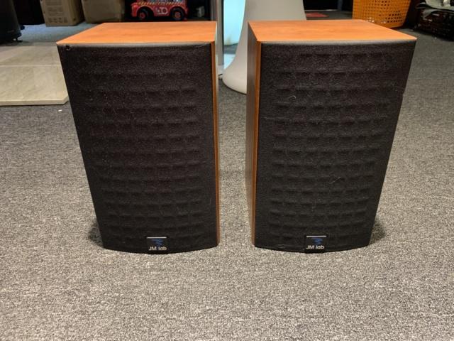 Focal JM Lab Chorus 706 Bookshelf Speakers (Used) SOLD Img_4811