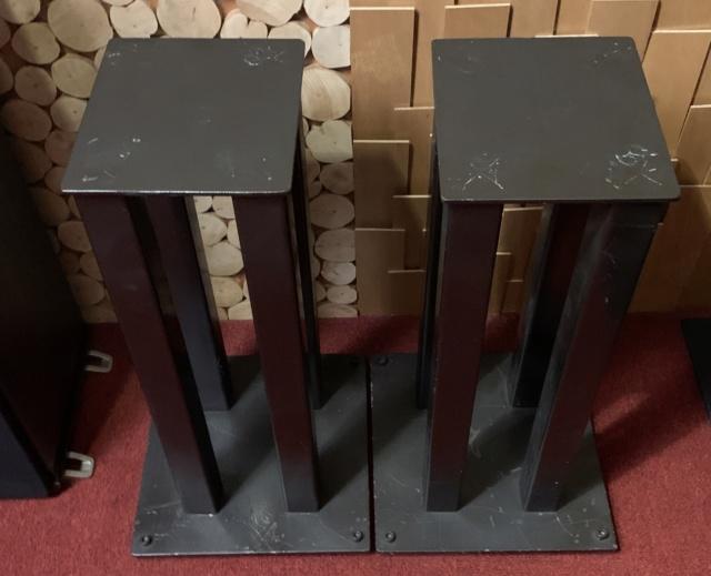 """26"""" Steel Speaker Stand (Used) Img_5114"""