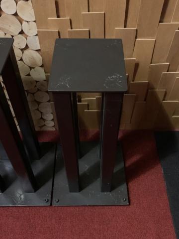 """26"""" Steel Speaker Stand (Used) Img_5116"""