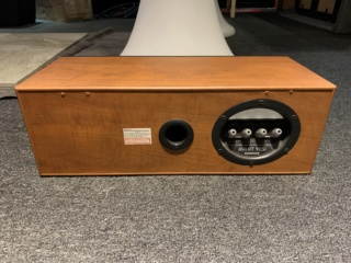 Mordaunt Short Avant 905i Centre Speaker (Used) Img_5411