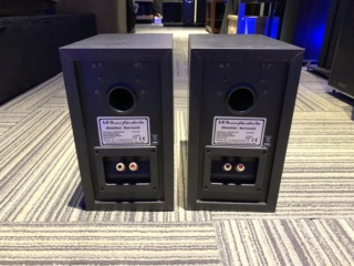 Wharfedale Obsidian Surround Speakers (Used) SOLD Img_5418