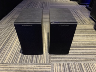 Wharfedale Obsidian Surround Speakers (Used) SOLD Img_5419