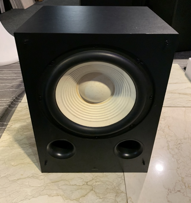 """Pioneer S-MS3SW 10"""" Inch Active Subwoofer (Used) Img_5613"""