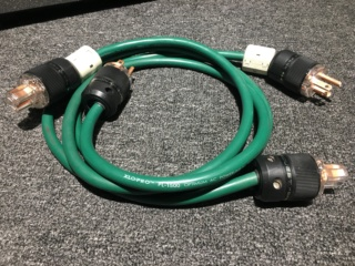 XLO CABLE PL-1500 1.5M US Power Cord SOLD Img_6324