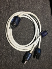 Supra LoRad 3x2.5 Power Cord 2M USED SOLD Img_6333
