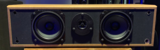 YAMAHA NS-C55 Center Speaker (Used) Img_6511