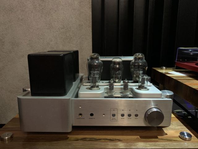 YAQIN MS-300C 300B Vacuum Tube Amplifier (Used) SOLD Img_6519