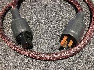 Hellu 2.5mm power cord 1.5m (Used) Img_6547