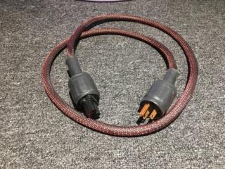 Hellu 2.5mm power cord 1.5m (Used) Img_6548