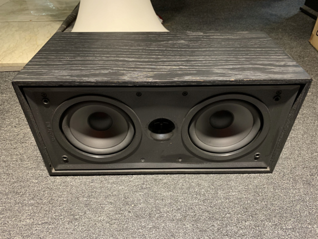 Klipsch KG2.5V Center Channel Speaker (Used) Img_6814
