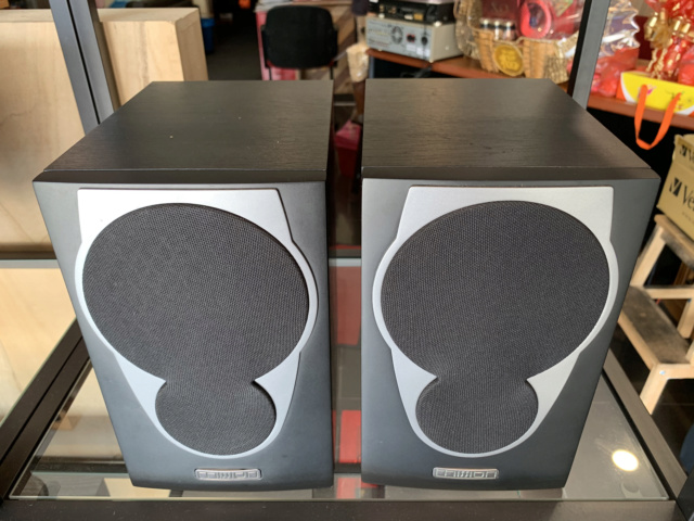 Mission MX-S Bookshelf Speakers (Pair) Img_7410
