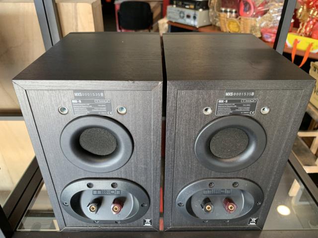 Mission MX-S Bookshelf Speakers (Pair) Img_7411