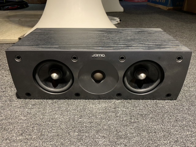 Jamo S60 Center Speaker (Used) Img_7516