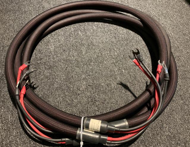 Purist Audio Design Musaeus Speaker Cables 3.5m (Used) Img_7617