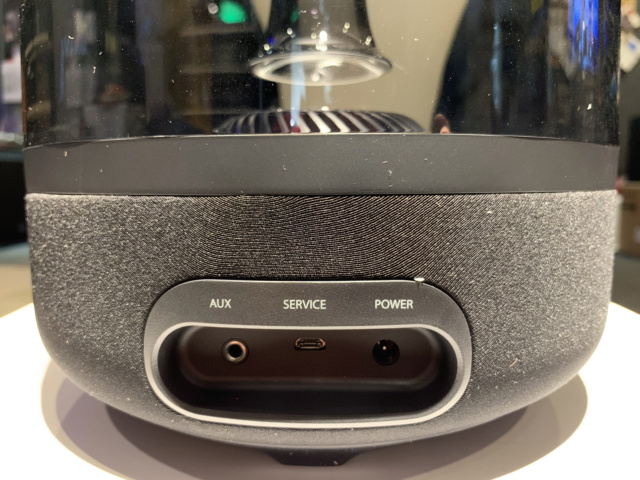 Harman Kardon AURA STUDIO 2 Wireless speaker with box full set (Used) Img_7635