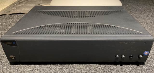 Arcam Alpha 10P Stereo Power Amplifier (Used) SOLD Img_8110