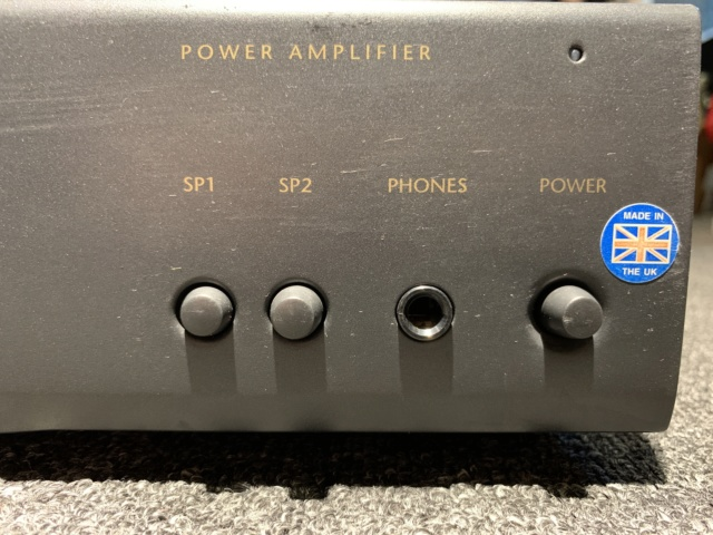Arcam Alpha 10P Stereo Power Amplifier (Used) SOLD Img_8113