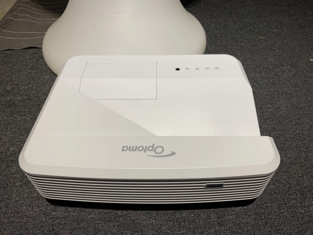 Optoma GT5500+ 1080p Ultra Short Throw Projector (Used) SOLD Img_8217