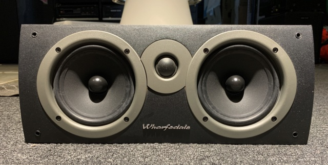 Wharfedale Crystal CR30C Centre Speaker (Used) Img_8311