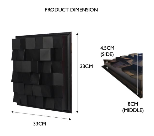 CAV Acoustic ABS Multi Edifice Sound Insulation 1pcs (New) Multi_10