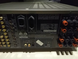 Denon Avc3800 SOLD Photo-53