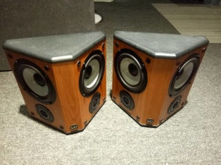 Wharfedale WH-20 Surround Speakers SOLD Photo-87